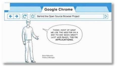 Google Chrome Os dans les starting blocks !