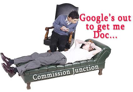 A propos de 'l'omniprésence' de Google