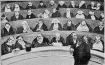 Les choses ont elles changé depuis Daumier ?