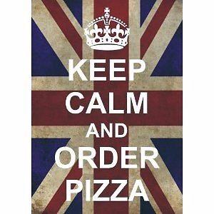 La commande d'une pizza en 2024