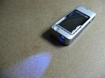 Un projecteur vidéo dans la poche !