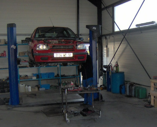 Dès avril, votre voiture pourrait rester au garage...