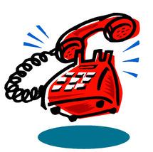 Un coup de téléphone, ça peut faire mal !