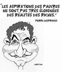 Quelques définitions de Pierre Desproges