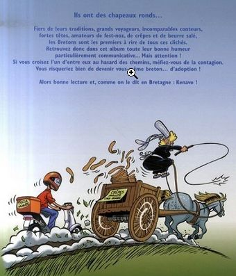 Les perles et la Bretagne
