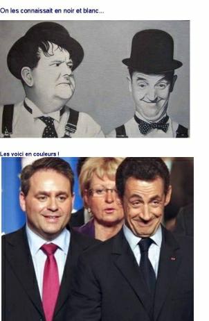 Les nouveaux Laurel et Hardy