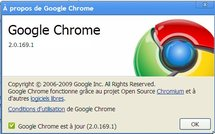 Google Chrome résiste bien aux tentatives de hacking
