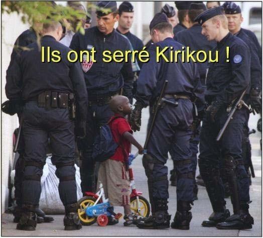 France : des policiers au dessus des lois !