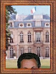 Pour rendre Sarkozy invisible !