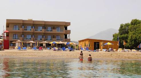 L'hôtel Yianna Caravel