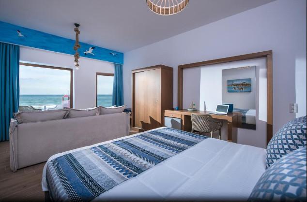 Un nouvel Hôtel à Amoudara (Crète) : Yianna Caravel !
