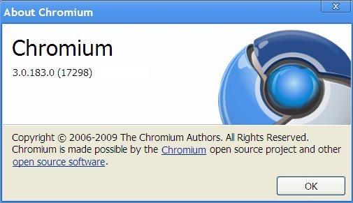 Mettre à jour Google Chromium facilement avec Chromium Updater