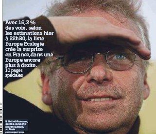 """Photo Libération : """" François ! Reviens !"""""""