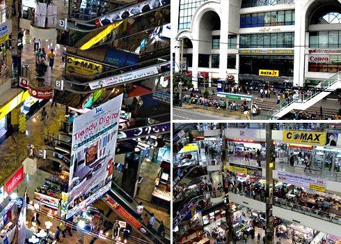 Plus fort que le saut a l'élastique ; la moto taxi à Bangkok !