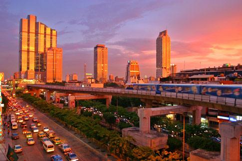 Des nouvelles de Bangkok