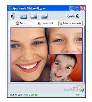 Skype : et maintenant la vidéo !