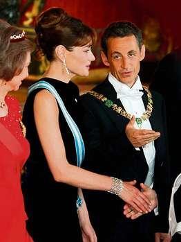 Sarkozy, successeur du Roi Soleil
