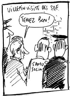 Le plan Villepin  : c'est Bolkestein au quotidien!