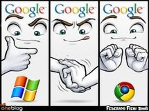 Vous voulez booster Internet Explorer ? Transformez le en Google Chrome !