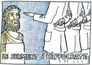 Hippocrate ou Harpagon ?