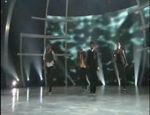 Des danseurs hors du commun !