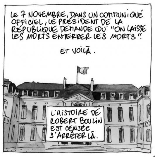 Envoyé spécial : l'affaire Boulin , crime d'Etat