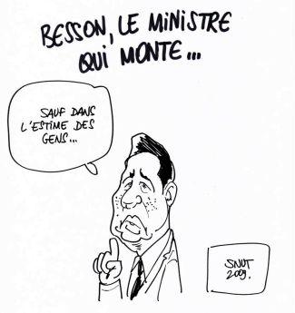 Stéphane Guillon : Merci Besson !