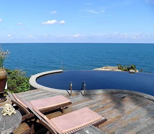 Un hôtel à Koh Samui