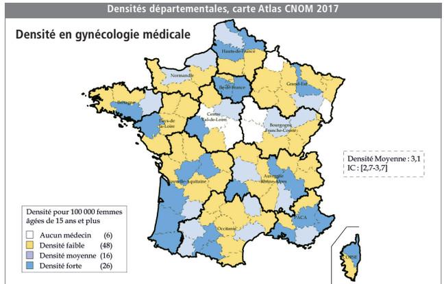 """La gynécologie en voie de disparition en France: """"Il faut que les femmes se rebellent !"""""""