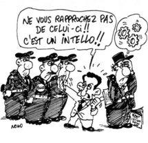 Matelly, commandant de gendarmerie, radié des cadres...