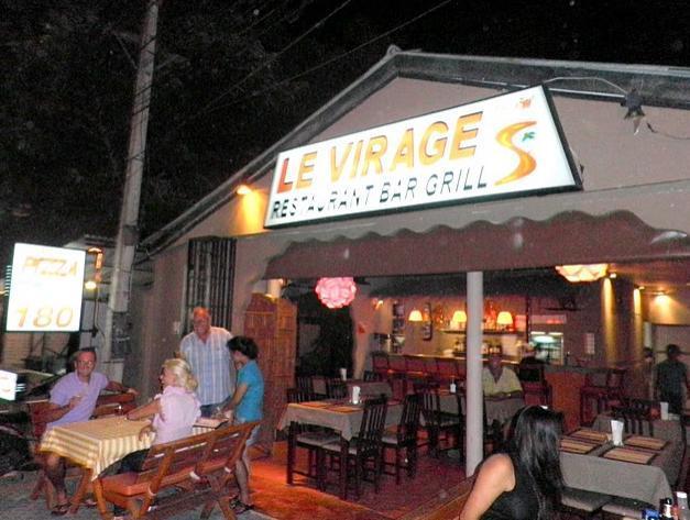 Un de mes restaurants préférés à Samui : Le Virage