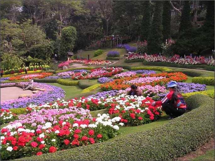 Jardins de Thaïlande