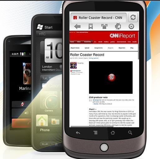 Skyfire : le meilleur navigateur pour mobile du moment !