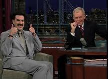 Perfectionner son anglais avec Borat