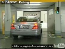 Un parking voitures automatique !