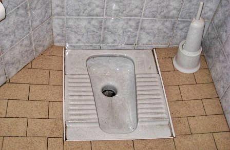 Les belges ont inventé les toilettes à la turque. Les turcs n'ont fait qu'ajouter le trou !