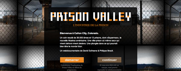 Prison Valley ; la version clean de l'enfer.