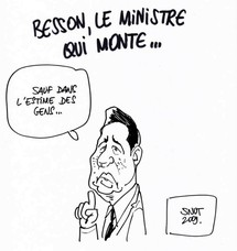 Le projet Besson crée deux catégories de citoyens français
