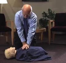 Le massage cardiaque à la portée de tous
