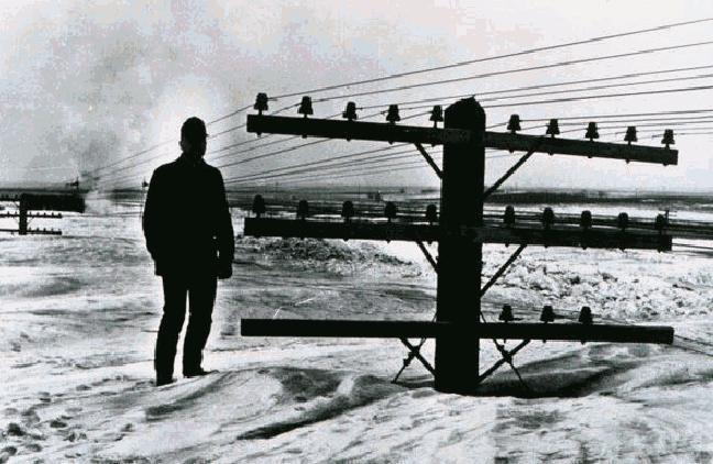 20 centimètres de neige et la France est paralysée...