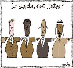 La preuve que les français ne sont pas racistes