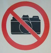 Interdire la photographie au musée est un contresens