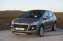 Un crapaud hybride à 37000 euros : la Peugeot 3008