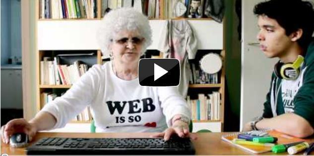 Attention, les mammys débarquent sur Internet !
