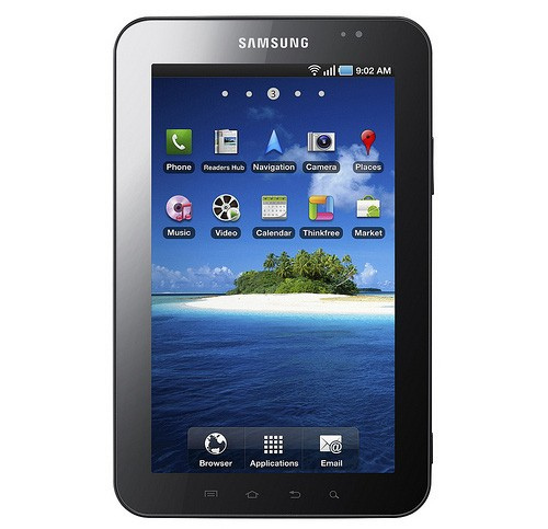 Samsung Galaxy Tab P1010 : de battre mon coeur s'est arrêté !