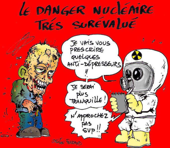 Fusion de trois réacteurs à Fukushima : les médias français regardent ailleurs