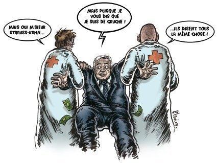 Affaire DSK : Petites indiscrétions entre amis