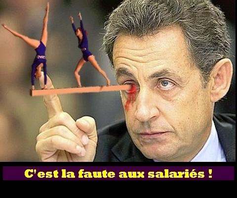 Fraude sociale : ces résultats qui dérangent Sarkozy.