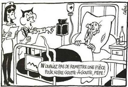 """Une """"règle d'or"""" pour l'assurance-maladie"""