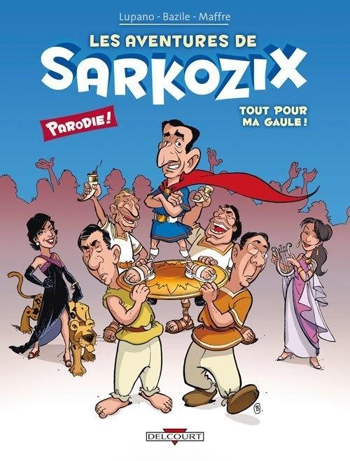 Les aventures de Sarkozix